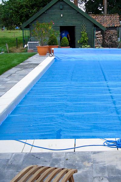 Beelen en Geboers - Aanleg zwembaden